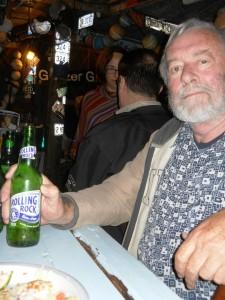 At B.O.'s Fish Wagon (Photo: C. Payne)