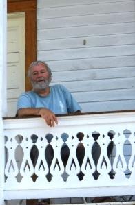 Key West Balcony