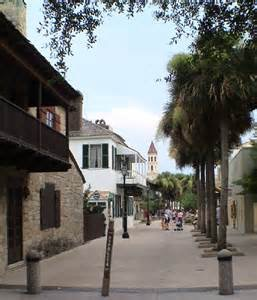 St. Augustine street