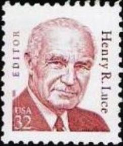 Henry Luce Stamp