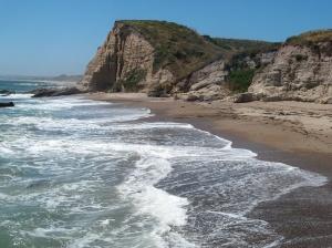 Marin beach