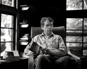 Mike Maki reading