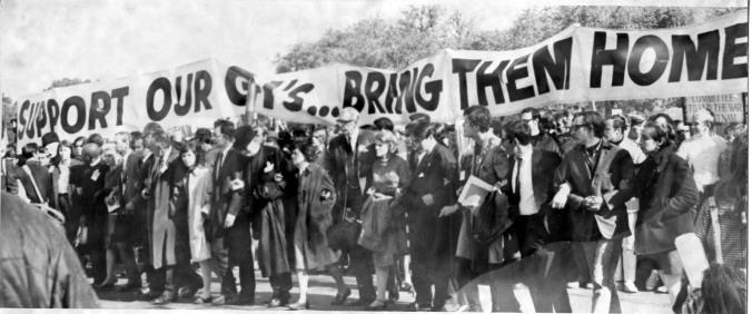 March on Pentagon
