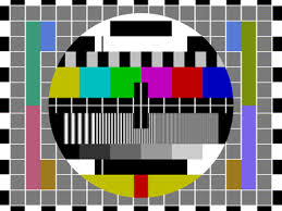 TV test color