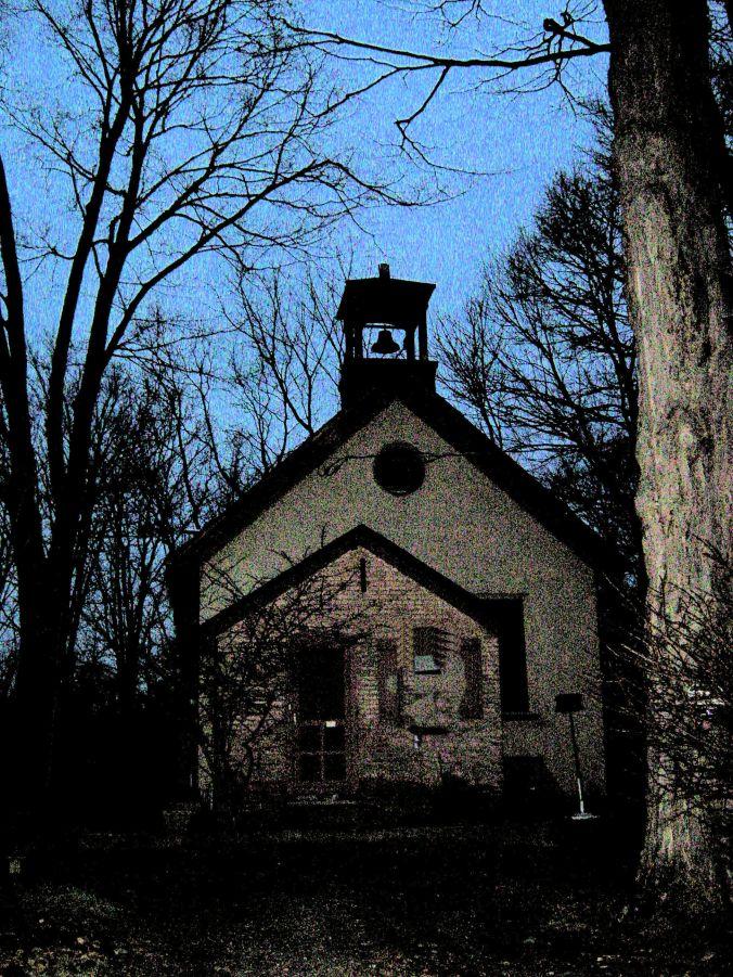 Ols school house, Craigsville