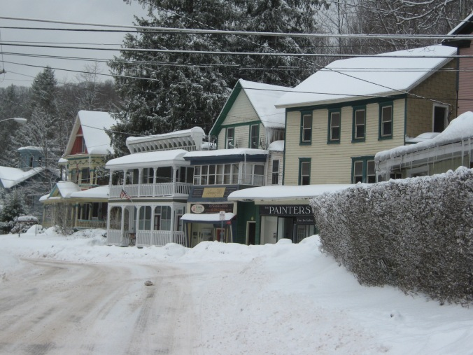 Vilage of Feischmanns, NY